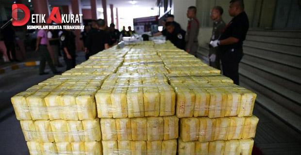 Narkoba di Apartemen Park View Jakarta