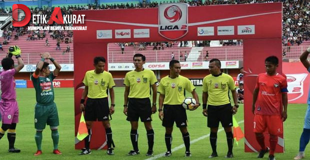 Pengaturan Skor PSS vs Madura FC