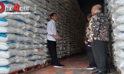 Bulog, Jokowi, Harga Beras