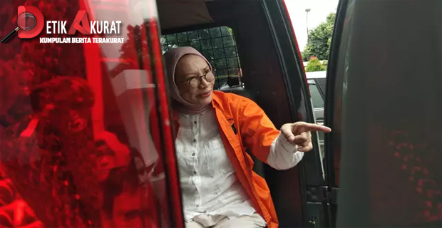 Berkas Rampung, Ratna Sarumpaet Kini Jadi Tahanan PN Jakarta Selatan
