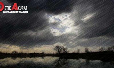 Hujan Es di Sleman, Belasan Rumah Rusak Diterjang Puting Beliung