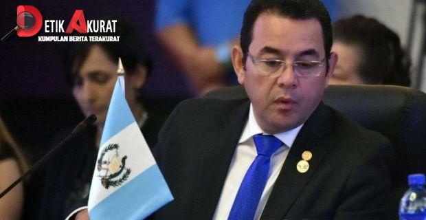 Istri Presiden Guatemala Diperiksa Jaksa Karena Cairkan 4 Lembar Cek Palsu