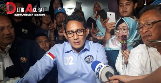 Sudah Pilih Jokowi, Warga Tabanan Bali Tolak Sandiaga