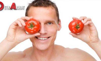 Khusus Lelaki, Makan Buah Tomat Bagus untuk Sperma Lho!