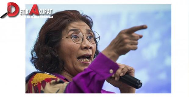 TNI AL Tangkap 4 Kapal Pencuri Ikan, Menteri Susi Kecam Pemerintah Vietnam