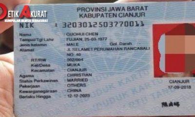 KPU Sebut e-KTP WNA yang Viral Atas Nama Bahar Warga Cianjur