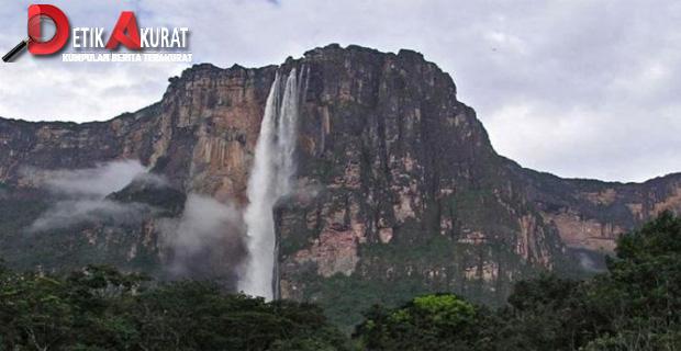 Indahnya Angel Falls, Menelisik Pesona Air Terjun Tertinggi Dunia