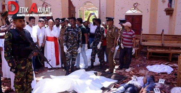 3 Anak Miliarder Denmark Jadi Korban Tewas Bom di Sri Lanka