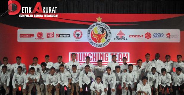 Arungi Liga 1 2019, Semen Padang Diperkuat 27 Pemain