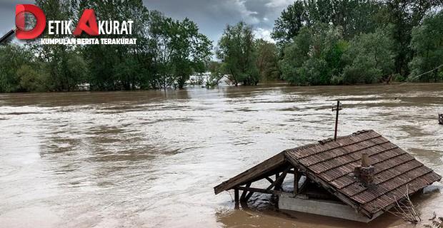 Data Sementara Banjir-Longsor Bengkulu: 10 Orang Tewas, 8 Hilang
