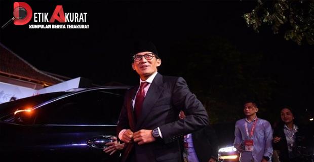 Closing Statement Debat, Sandiaga 13 Kali Bilang Tusuk Prabowo – Sandi