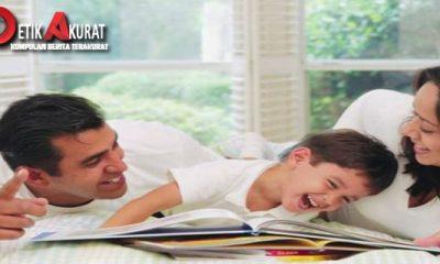 Kesabaran , salah satu kunci orang tua untuk mendidik anak
