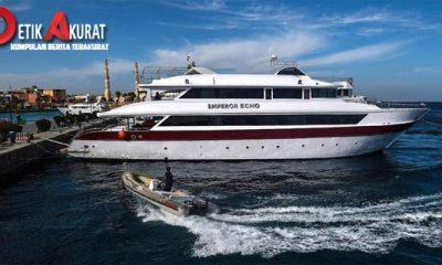Pembebasan Pajak Yacht