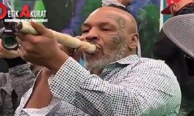 Kisah Blak-Blakan Mike Tyson, Pakai Narkoba Sejak Usia Belia