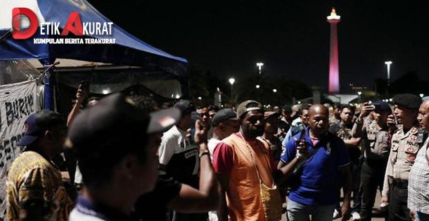 35 Eks Pekerja Freeport 'Diangkut' ke Polda