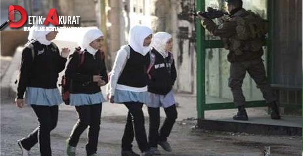 Palestina Buka Kelas Bahasa Indonesia Pertama