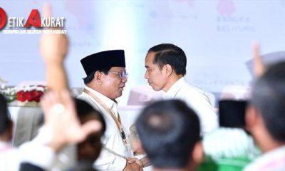 Debat Capres Kedua, Jokowi dan Prabowo Tarung Bebas