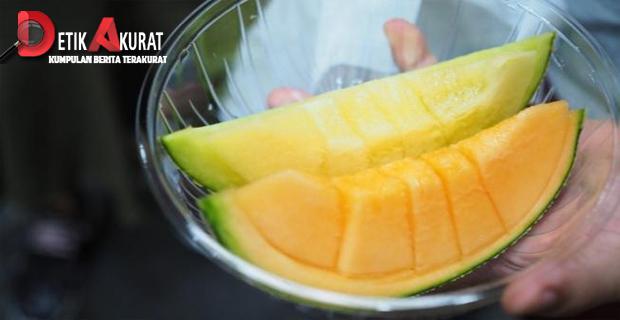 Buah Melon, Camilan Sehat yang Kaya Vitamin