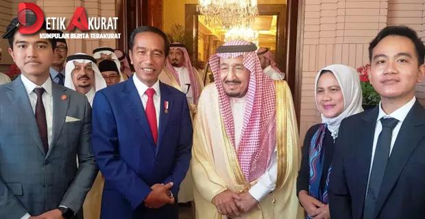 Minta Tambahan 250 Ribu Kuota Haji, Jokowi Tunggu Jawaban Raja Salman
