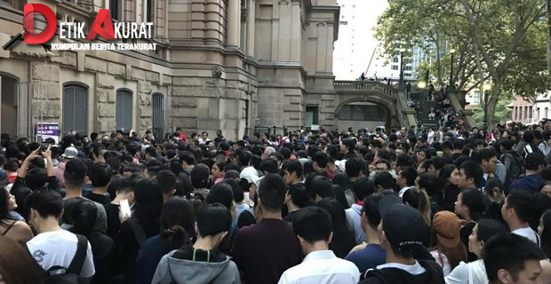WNI di Sydney Ajukan Petisi Minta Pemilu Diulang