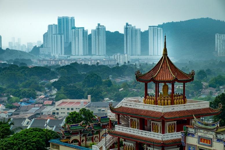5. George Town, Malaysia