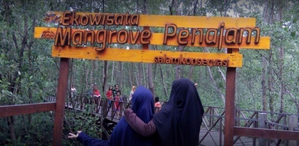 Wisata Mangrove Tanjung Penajam Paser Utara