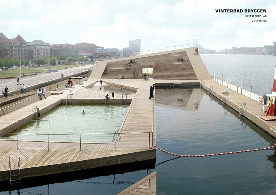 11. Copenhagen Harbor Baths, Copenhagen