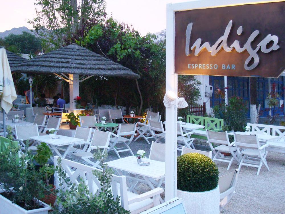 2. Indigo Cafe & Bistro