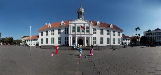 2. Museum Fatahillah, Jakarta
