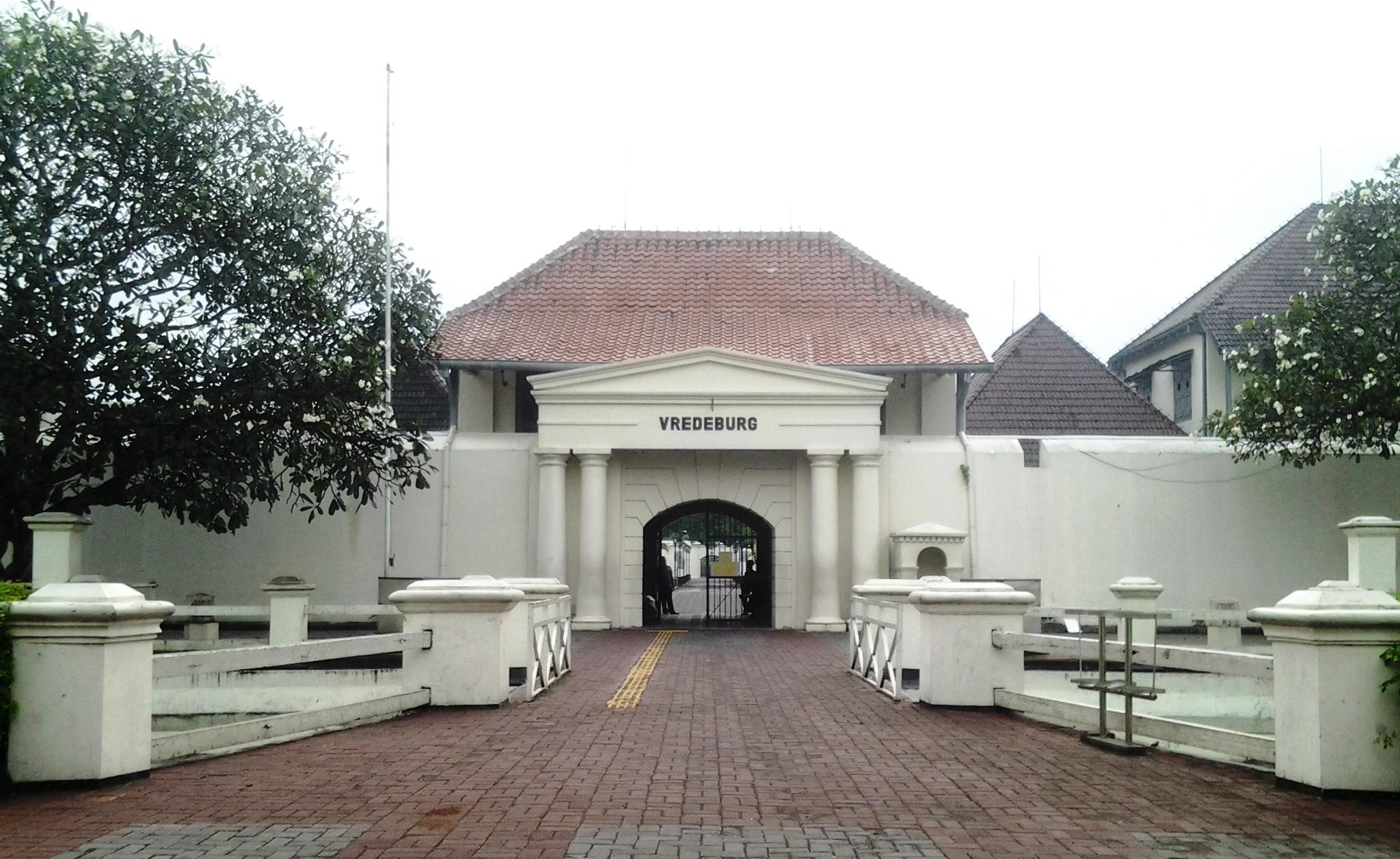3. Benteng Vredeburg
