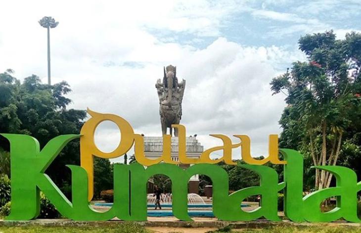 6. Pulau Kumala, Tenggarong