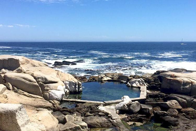 6. Saunders Rock, Cape Town