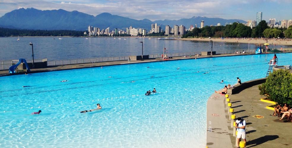 7. Kitsilano Pool, Vancouver