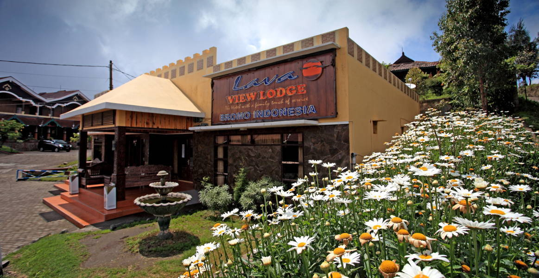 8. Lava View Lodge